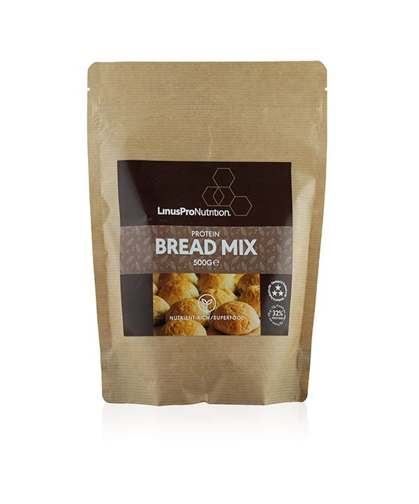 Proteinbrød, brød mix